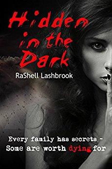 Hidden in the dark cover